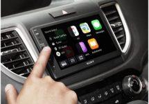 Sony pune în vânzare sistemul său auto cu ecran de 6.4 inch şi suport Apple CarPlay şi Android Auto