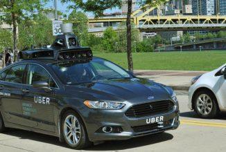 Uber a trecut pe roşu! Una dintre maşinile sale autonome nu a oprit la stop, iar compania analizează incidentul