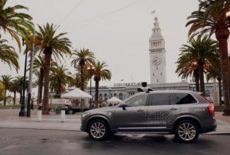 Uber opreşte programul pilot de automobile autonome din San Francisco