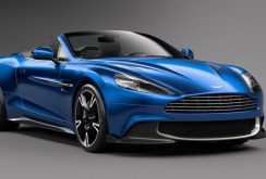 Aston Martin Vanquish S Volante primeşte randări oficiale, arată superb