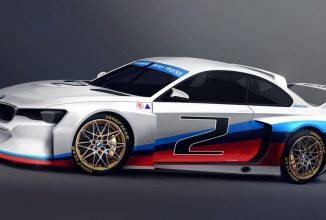 BMW 320i Turbo Design ar merita să fie următorul BMW Hommage Concept