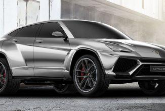 Lamborghini Urus ar putea fi primul Lamborghini cu propulsie parţial electrică