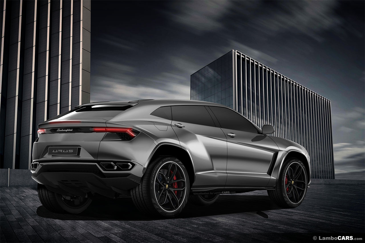 Lamborghini Urus to pave the way for electrification 4