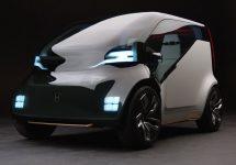 Honda prezintă un vehicul electric de oraș ce vine doar sub formă de concept pentru moment; se numește NeuV și îl vedeți mai jos