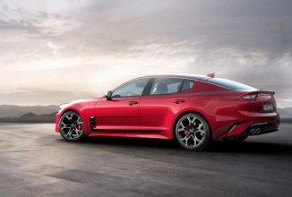 KIA Stinger ar putea primi și o versiune electrică, rival pentru Tesla Model 3