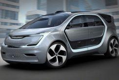 """Chrysler Portal este un concept de dubiţă electrică pentru generaţia """"millennials"""""""