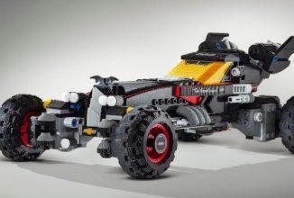 Batmobil-ul din filmul LEGO Batman e realizat în mărime naturală cu ajutorul Chevrolet (Video)