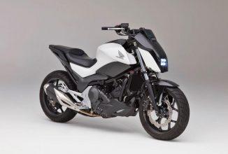 CES 2017: Honda prezintă motocicleta care se echilibrează singură, stând în poziţie verticală (Video)