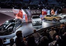 Mercedes-Benz va lansa un sedan și un SUV compact menit să rivalizeze pe piață cu BMW X1