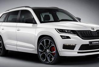 Skoda Kodiaq RS e confirmat, ar urma să vină cu motor diesel biturbo