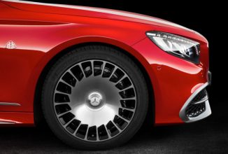 SUV-ul Mercedes-Maybach e cu un pas mai aproape de realitate, ca răspuns la Bentley Bentayga; Va fi un mamut!