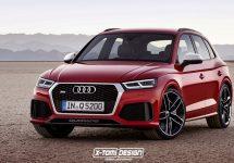 Audi RS Q5 va fi prezentat oficial la târgul auto din Geneva; SUV compact ce va aduce peste 450 cai putere sub capotă