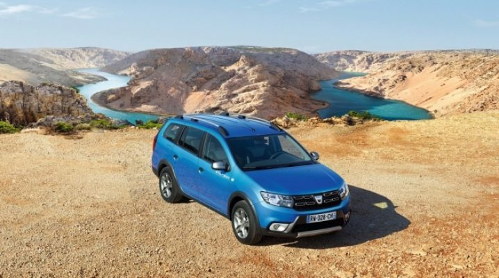 Dacia va prezenta la Salonul Auto de la Geneva varianta Stepway a lui Logan MCV