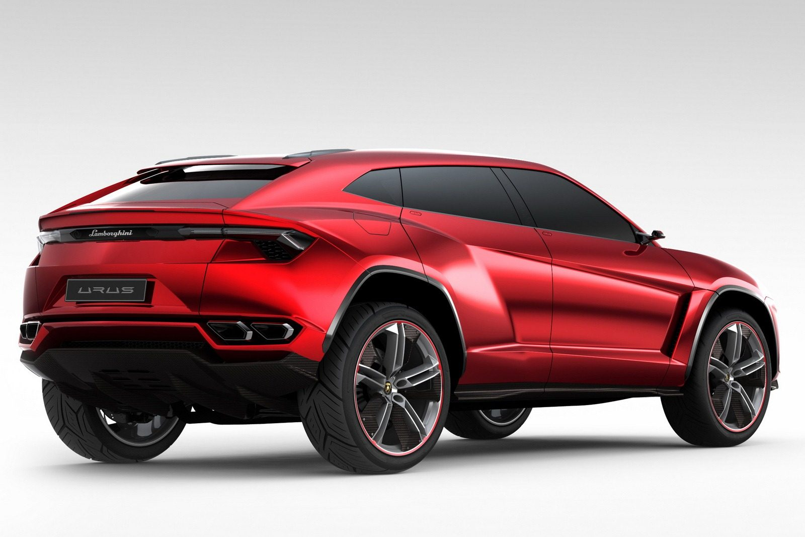 Lamborghini Urus production -1