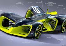 Prima cursă Roborace cu automobile autonome pe un circuit profesionist se lasă cu accidente