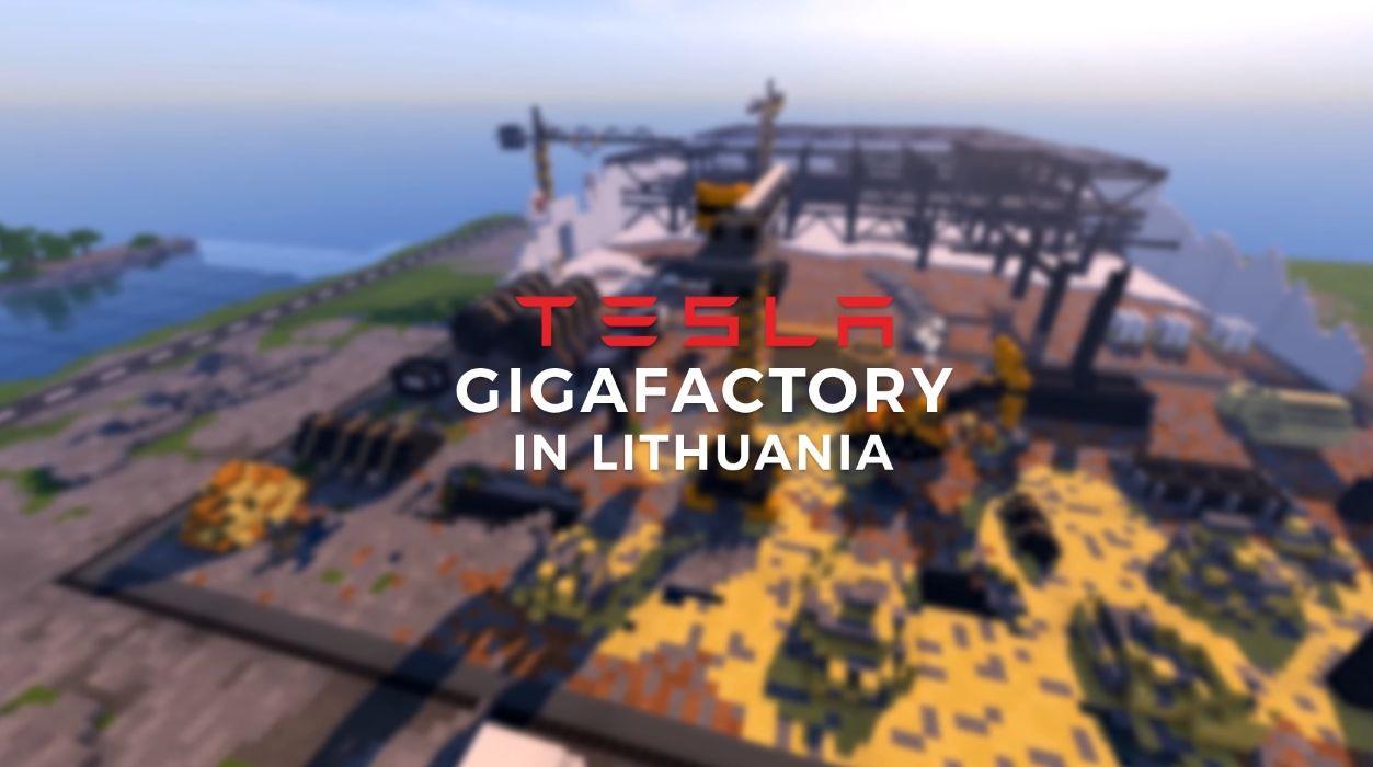 lituania tesla gigafactory