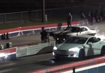 Tesla Model S P100D doboară toate recordurile, atinge 100 km/h în 2.28 secunde