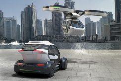 Airbus prezintă automobilul zburător modular la Salonul Auto de la Geneva; Acesta este Pop.Up (Video)