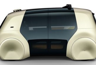 Volkswagen Sedric este un concept de minibus al viitorului; vehicul autonom cu design neobișnuit