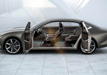 Conceptul Pininfarina H600 ar fi gata de producție; un sedan spectaculos bazat pe o propulsie hibrid