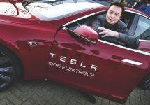Tesla devine oficial cea mai bine cotată la bursă companie auto din SUA, depăşind chiar şi Ford, GM