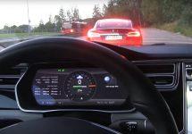 Tesla reintroduce funcția de frânare automată de urgență pe Model S și Model X ca urmare a recenziilor slabe marca Consumer Reports