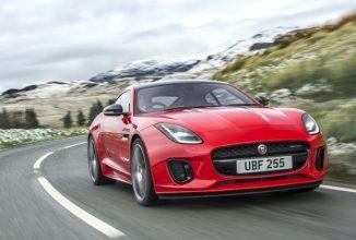Jaguar F-Type 2018 este o bestie sexy cu 4 cilindri şi preţ sub 60.000 de dolari