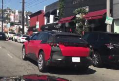 Faraday Future foloseşte un Tesla Model X pentru a îşi testa sistemul de şofat autonom