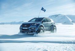 Cum să străbaţi Antarctica cu un Hyundai Santa Fe – un scurt metraj emoţionant (Video)