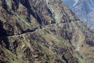 Top 5 cele mai periculoase drumuri din lume!