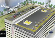 Uber va avea maşini zburătoare gata de test în 2020