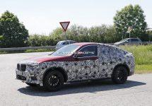 BMW X4 2018 apare în fotografii spion proaspete, adoptă arhitectura CLAR a noului BMW X3