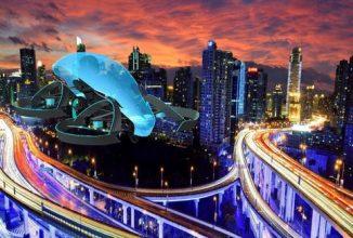 Toyota pregăteşte automobile zburătoare pentru un demo la Olimpiada din 2020