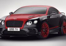 Bentley Continental 24 este un super-car lansat în ediție limitată, ce marchează revenirea britanicilor în cursa de la Nürburgring