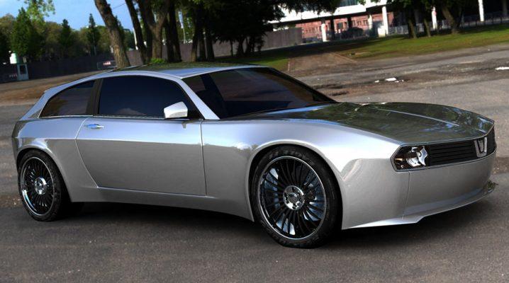 Dacia 1300 primeşte un concept cu pretenţii, devine genul de maşină pe care o furi în GTA