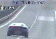 254 km/h pe oră este viteza înregistrată de radarele Poliției Române pe autostrada Sibiu-Deva; iată ce amenda a primit șoferul vitezoman!
