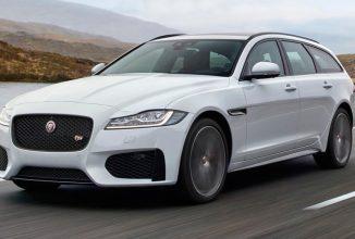 Noul Jaguar XF Sportbrake se dezvăluie în fotografii detaliate şi un playlist întreg de clipuri