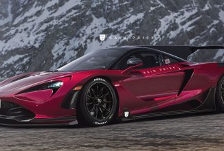 Iată cum ar putea arăta bolidul McLaren 720S GT3 în cazul în care va deveni realitate!