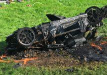 """Richard Hammond are un accident grav cu maşina electrică la filmările """"Grand Tour"""", nu este rănit grav din fericire (Video)"""