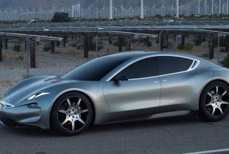 Fisker prezintă noi fotografii cu automobilul său electric de 130.000 de dolari, EMotion