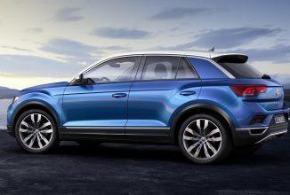 Volkswagen T-Roc este un nou crossover compact destinat tinerilor; prețurile încep de la 20.600 euro