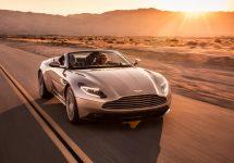 Aston Martin DB11 Volante 2019 se dezvăluie în fotografii oficiale; Noul decapotabil arată splendid