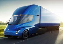 Tesla Semi este anunţat oficial: camion care transportă 36 de tone, este autonom şi electric