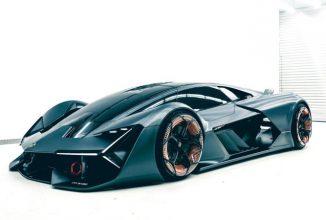 Lamborghini Terzo Millennio devine oficial, este primul Lambo electric, cu design futurist