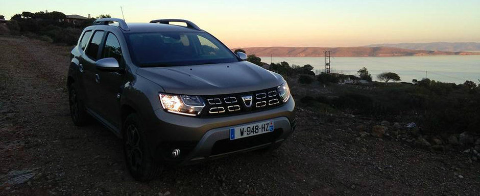 dacia duster 2018 i dezv luie pre urile i dot rile iat ce aduc versiunile comfort. Black Bedroom Furniture Sets. Home Design Ideas