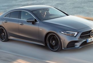 Noul Mercedes CLS va avea un preț de pornire de 57.000 lire pe piața din Marea Britanie