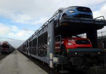 Ford Craiova trimite la export primele unităţi EcoSport produse local; Iată fotografii!