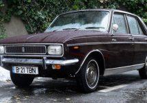 Maşina lui Nicolae Ceauşescu vândută la licitaţie contra sumei de 40.000 de euro este abandonată în Bucureşti