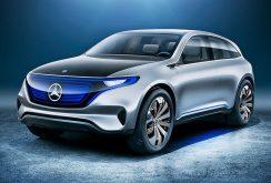 Viitoarele automobile electrice Mercedes vor fi asamblate pe 3 continente