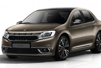Dacia Logan se transformă într-o maşină premium prin aceste randări  (Video)